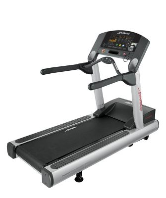 Life Fitness CST Club Series Treadmill with achieve console