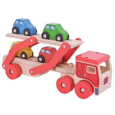Bigjigs Toys Transporter Lorry