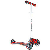 Globber Primo Plus Lights Red Scooter