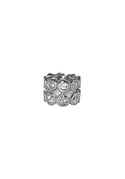 Chrysalis Silver Honeycomb Spacer