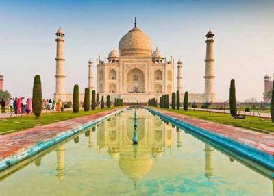 Taj Mahal - 1000pc Puzzle