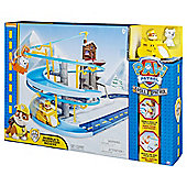 Paw Patrol Rubble's Mountain Rescue Track Set