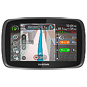 TomTom Pro 5250│GPS SatNav+Fleet Management│Truck Fleet HGV│Free LifeTime Western EU MAP+ 1yr Traffic Update