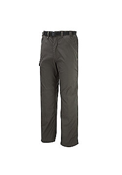 Craghoppers Mens Kiwi Classic Walking Trousers - Brown