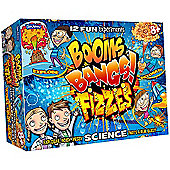 John Adams Booms Bangs Fizzes Science Kit