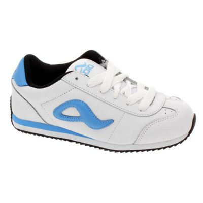 Adio World Cup White/Baby Blue Womens Shoe