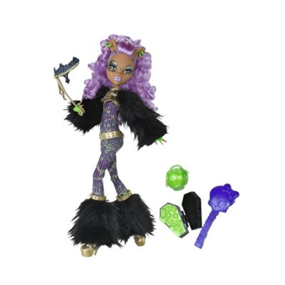 Monster High Ghouls Rule Doll Clawdeen