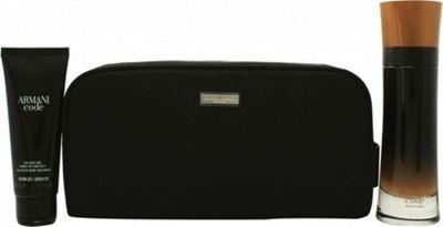 Giorgio Armani Armani Code Profumo Gift Set 110ml EDP + 75ml Shower Gel + Bag For Men