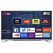 Sharp 55 Inch LC-55CUG8462KS 4k Ultra HD LED Smart TV with Freeview HD
