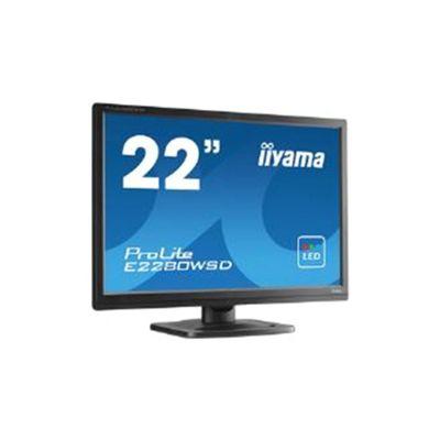 iiyama ProLite E2280WSD-B1 55.9 cm (22