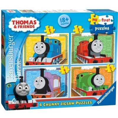 Thomas and Friends My First Puzzle