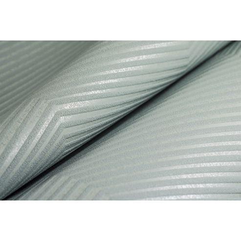 Superfresco Mode Geometric Shimmer Metallic Duck Egg Wallpaper