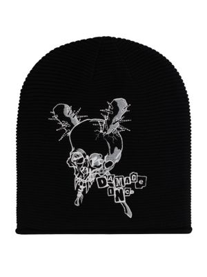 Metallica Damage Inc Black Slouch Beanie