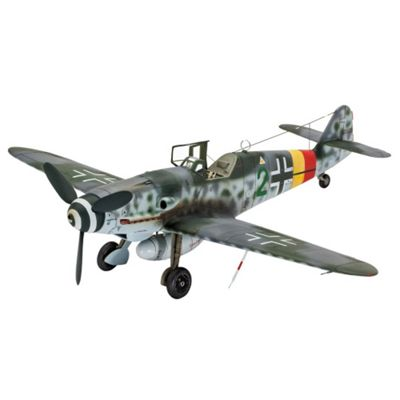 Revell 1:48 Model Kit Messerschmitt Bf109 G-10