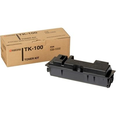 Kyocera Black Toner Cartridge TK-100