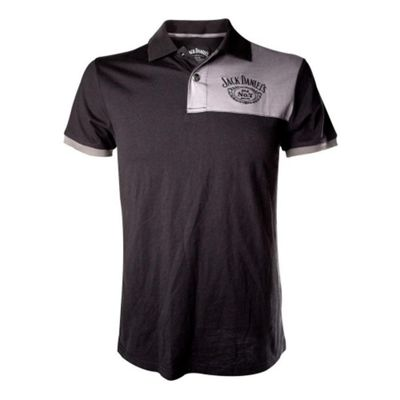 ddb8a374e8367 Buy JACK DANIELS Adult Male Old No.7 Brand Polo Shirt - Extra Large ...
