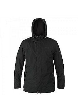Regatta Mens Hesper Waterproof Jacket - Black