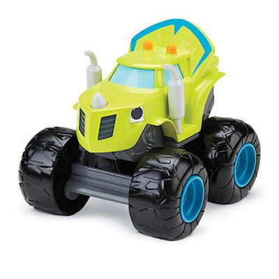 Fisher-Price Blaze and the Monster Machines Talking Zeg