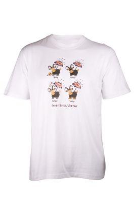Great British Weather Men's Tee Shirt