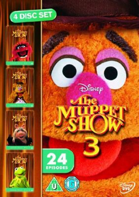The Muppet Show Series 3 (DVD Boxset)