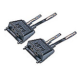 Hornby R8233 R602 R8242 2X Power Connecting Clips