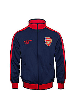 Arsenal FC Boys Track Jacket - Blue