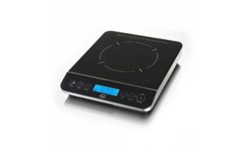 Swan SIH101 2000W Induction Hob LCD Display Black