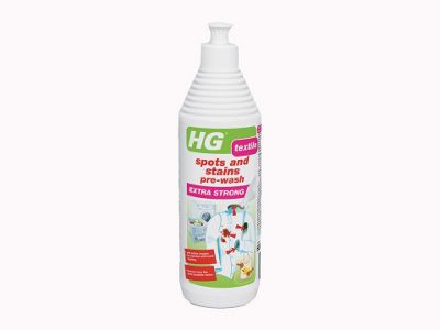 Hg Laundry Spots&Stain Pre-wash Extra 0.5L