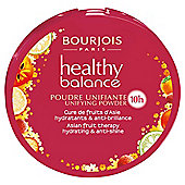 Bourjois Healthy Balance Powder Beige Fonce