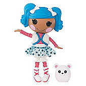 Lalaloopsy 33cm Core Doll with Pet - Mittens Fluff 'n' Stuff