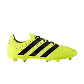 adidas Ace 16.3 FG Mens football boot - Yellow - Yellow