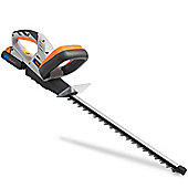 VonHaus 20V Max. Cordless Hedge Trimmer / Cutter powered by Primal - 51cm Blade & Blade Cover