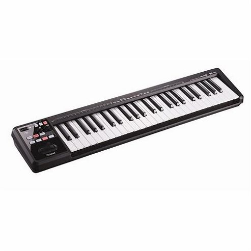 Roland A49 Controller Keyboard Black