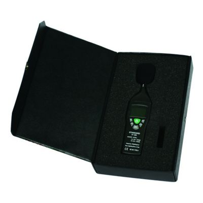Digital LCD Sound Noise Decibel 30 - 130DB Level Meter