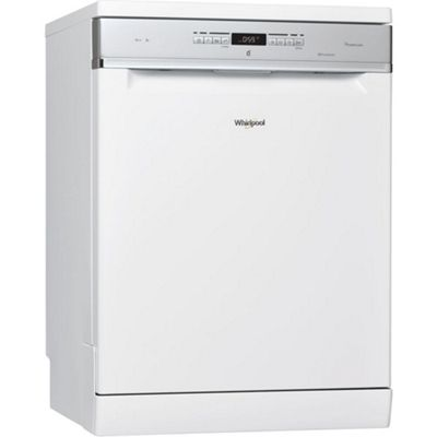 Whirlpool WFO3T3236P - 14 Place Setting Dishwasher 10 Programs, White