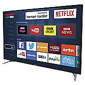 "Sharp 40"" LC-40CFG6241K FHD Smart LED TV with Freeview HD"
