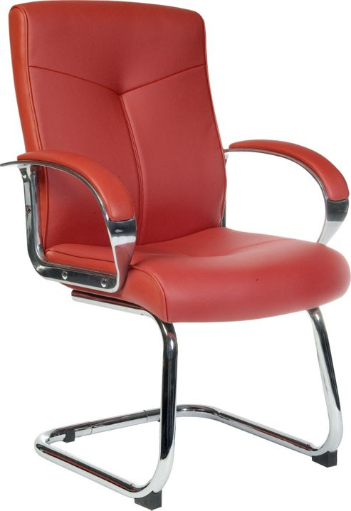 Teknik Office Hoxton Contemporary Cantilever Visitors Chair