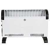 Igenix IG5250 2kW Convector Heater with 24H Timer - White