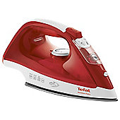 Tefal Access FV1530 Steam Iron - Red & White