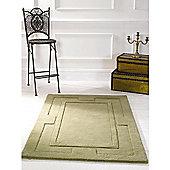 Sierra Apollo Green 60x100 Wool Rug