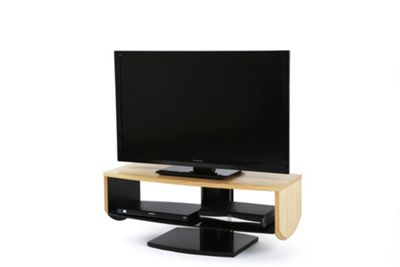 Off The Wall Horizon TV Stand - Oak Veneer