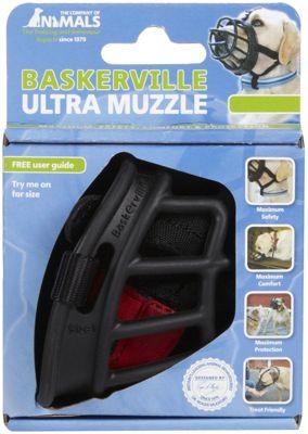 Coa Baskerville Ultra Muzzle No 3 - Collie