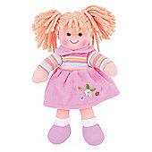 Bigjigs Toys Jenny 28cm Doll