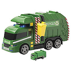 Carousel Pick It Up Recycling Truck