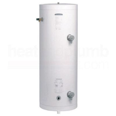 Ariston Aquabravo ITD Unvented DIRECT Stainless Steel Hot Water Cylinder with Control Kit - 215 LITRE