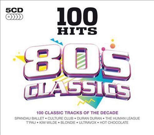 100 Hits - 80s Classics 5cd