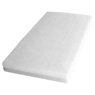 Kit For Kids Continental Cot Mattress 120X60Cm