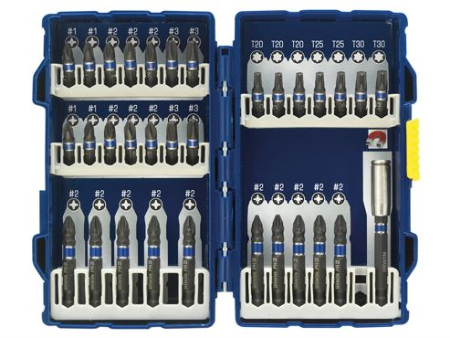 Irwin Impact Screwdriver Bit Set of 32
