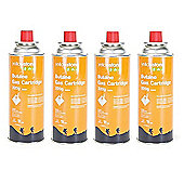 Yellowstone Camping Gas Cartridges - 4 Pack