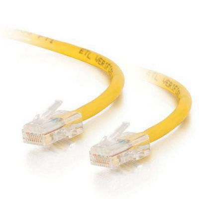 Cables to Go 5 m Cat5e UTP Netwrok Patch Cable Yellow